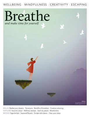 Breathe Issue 2 - Cover